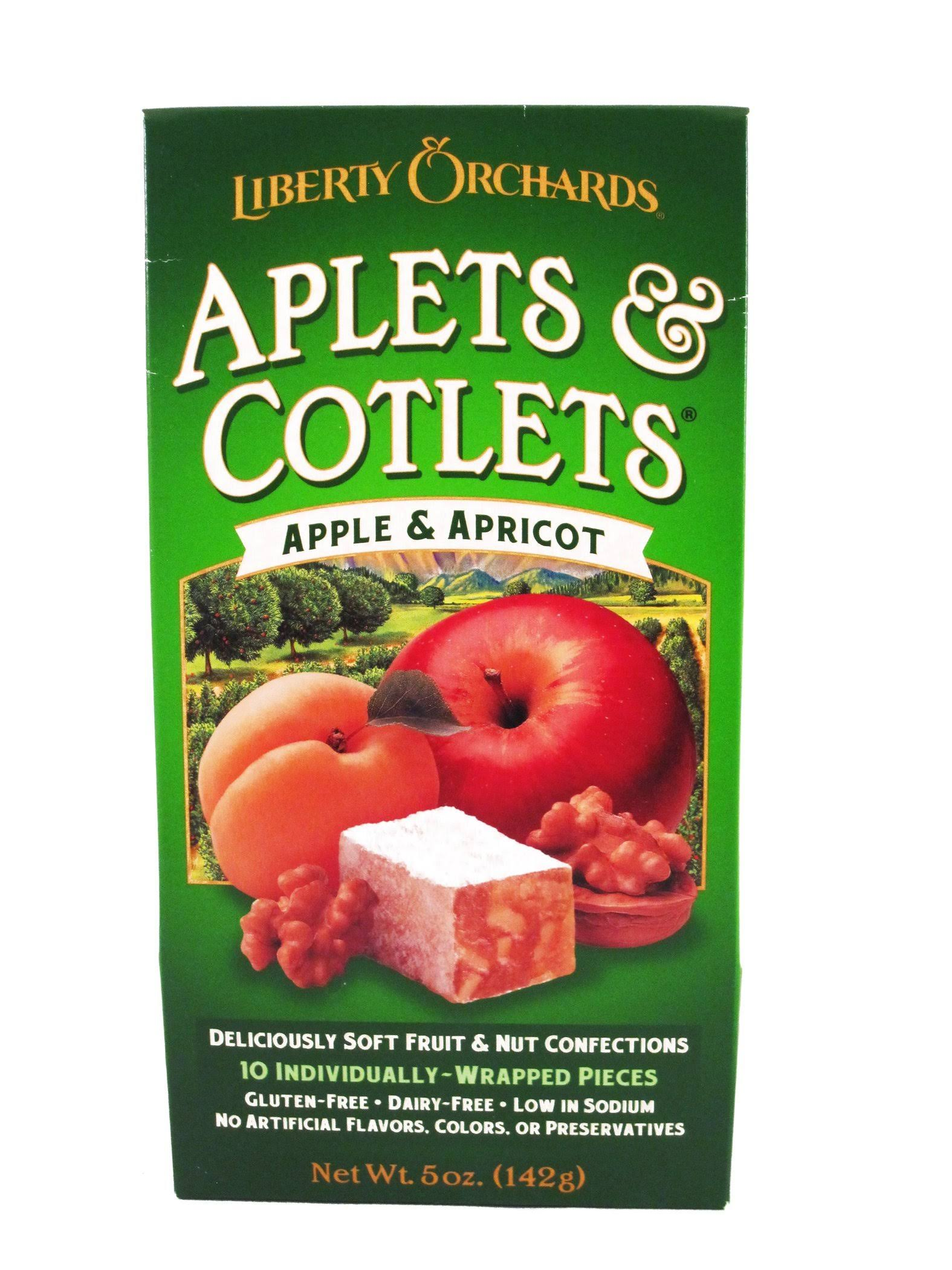 Liberty Orchards Aplets and Cotlets 5 0