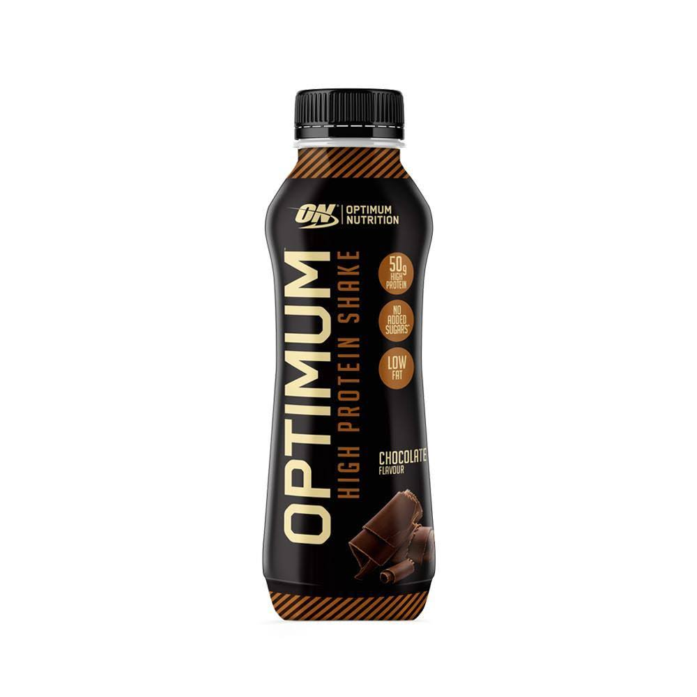 Optimum Nutrition High Protein Drink - Chocolate, 500ml