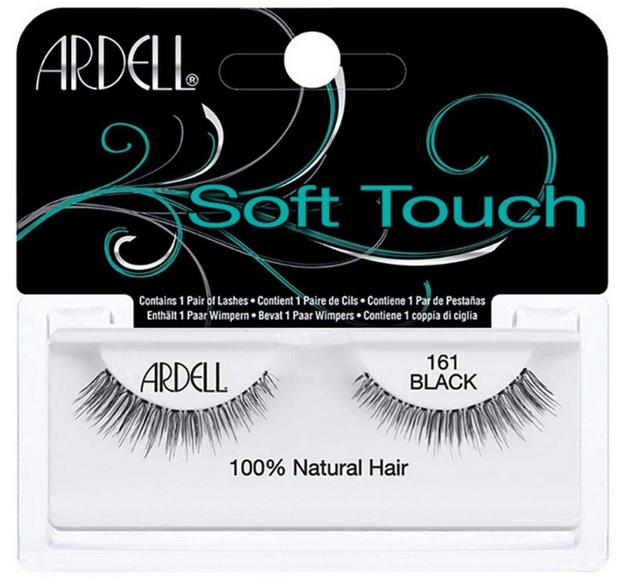 Ardell Soft Touch Lashes - 161 Black
