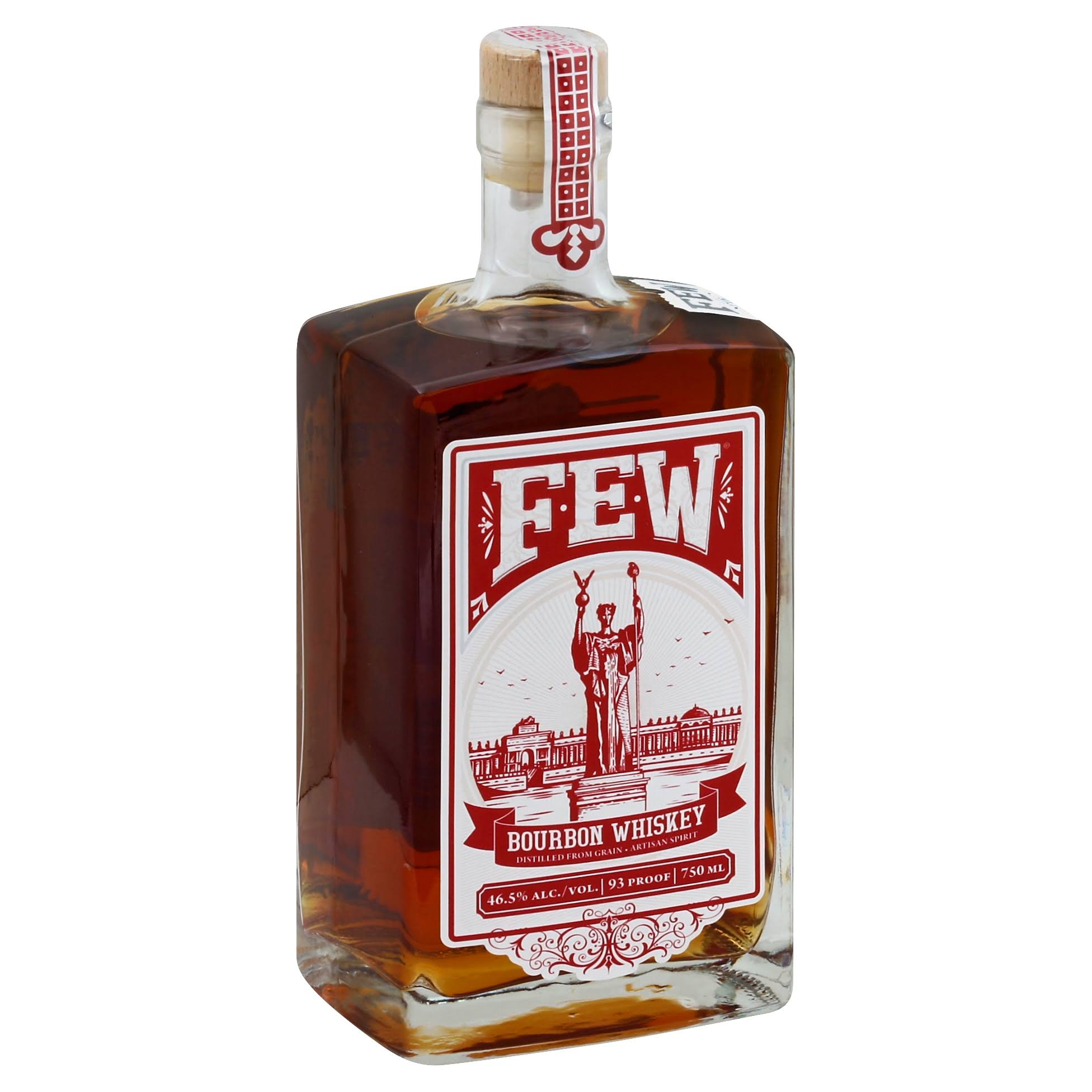 FEW Spirits Bourbon Whiskey - 750ml
