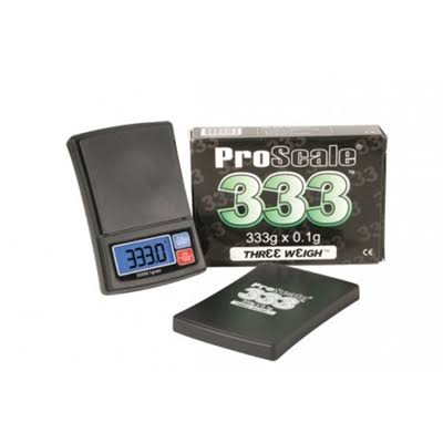 Hbi Pro Scale 333 Three Weigh Digital Pocket Scale