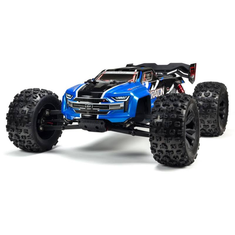 Arrma 1/8 Kraton 6s 4WD BLX Speed Monster Truck RTR Blue