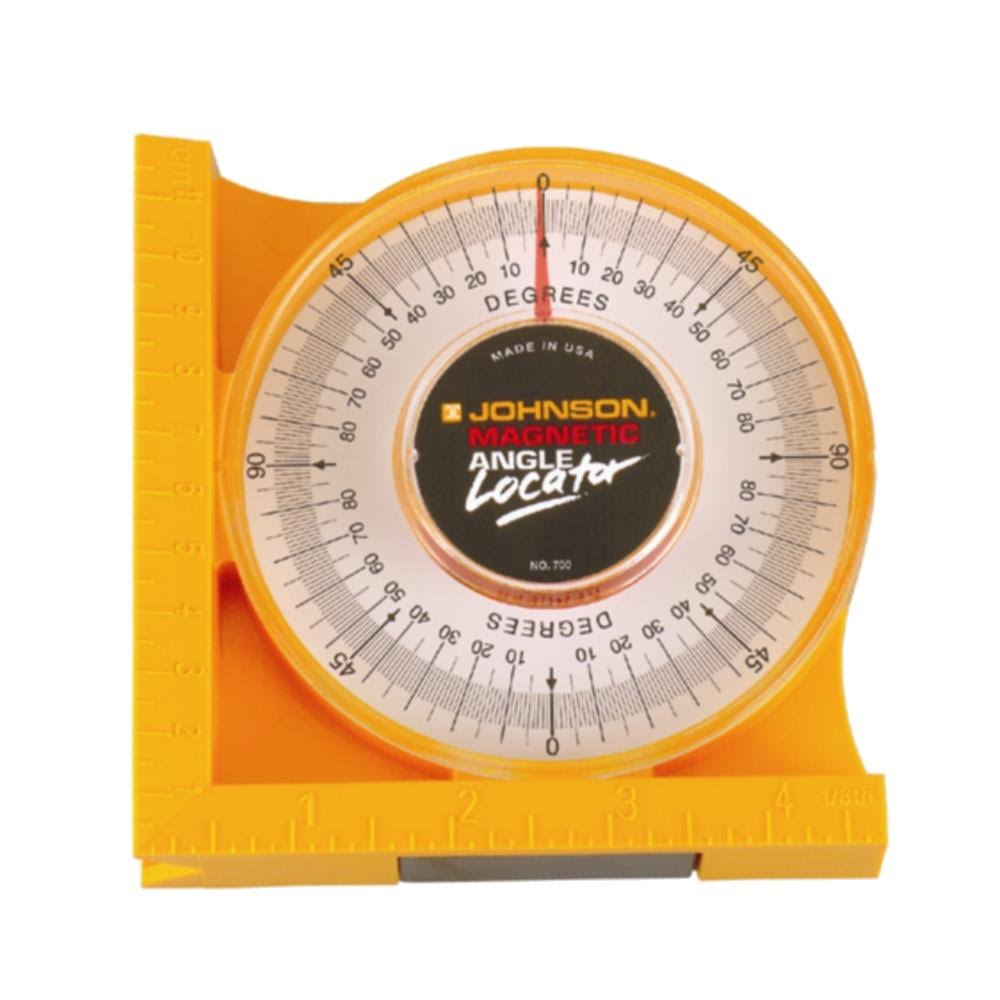 Johnson Level and Tool 700 Magnetic Angle Locator