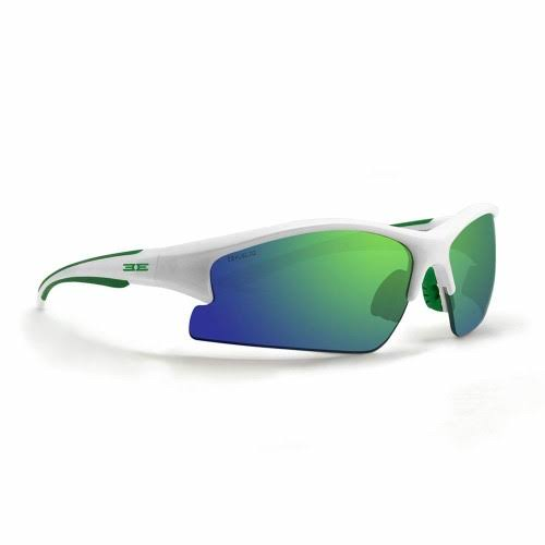 Epoch Eyewear 1 Classic Sporty Green Frame with Green Lens Sunglasses