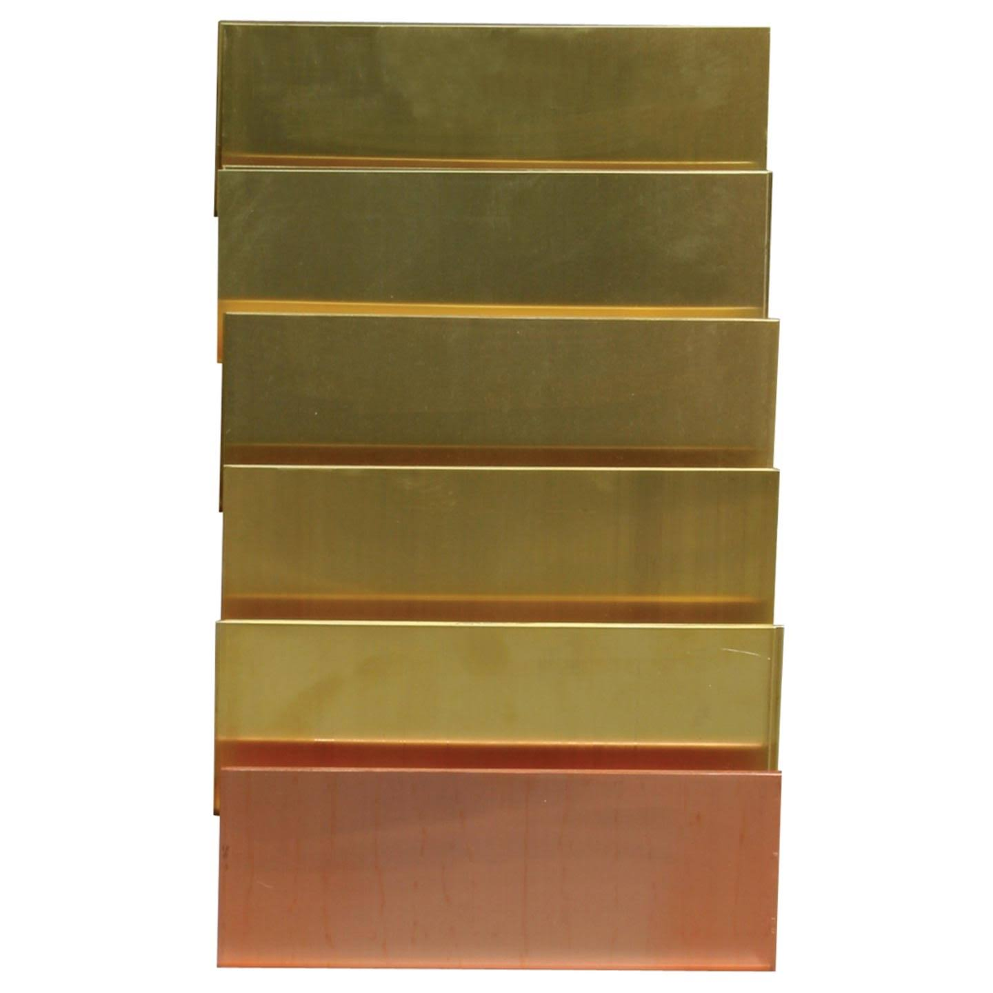 K&S 259 Copper Sheet