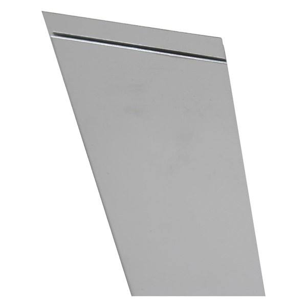 K & S 87185 Metal Sheet, Stainless Steel
