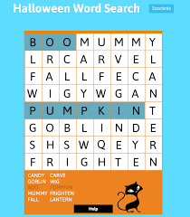 Haunted Halloween Crossword by Halloween Crossword