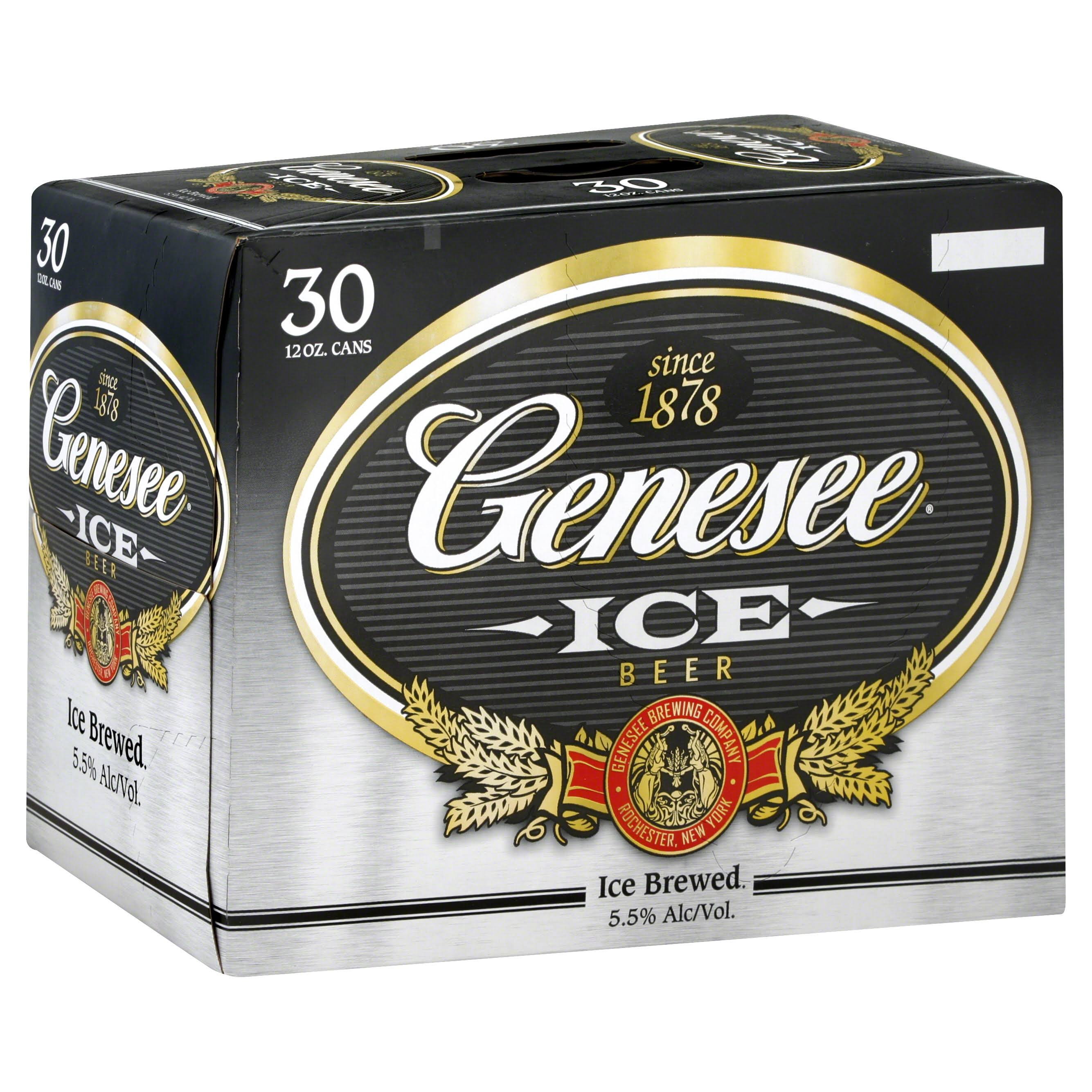 Genesee Ice Beer - 12oz