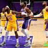 Los Angeles Lakers sufren ante el small-ball de Phoenix Suns ...