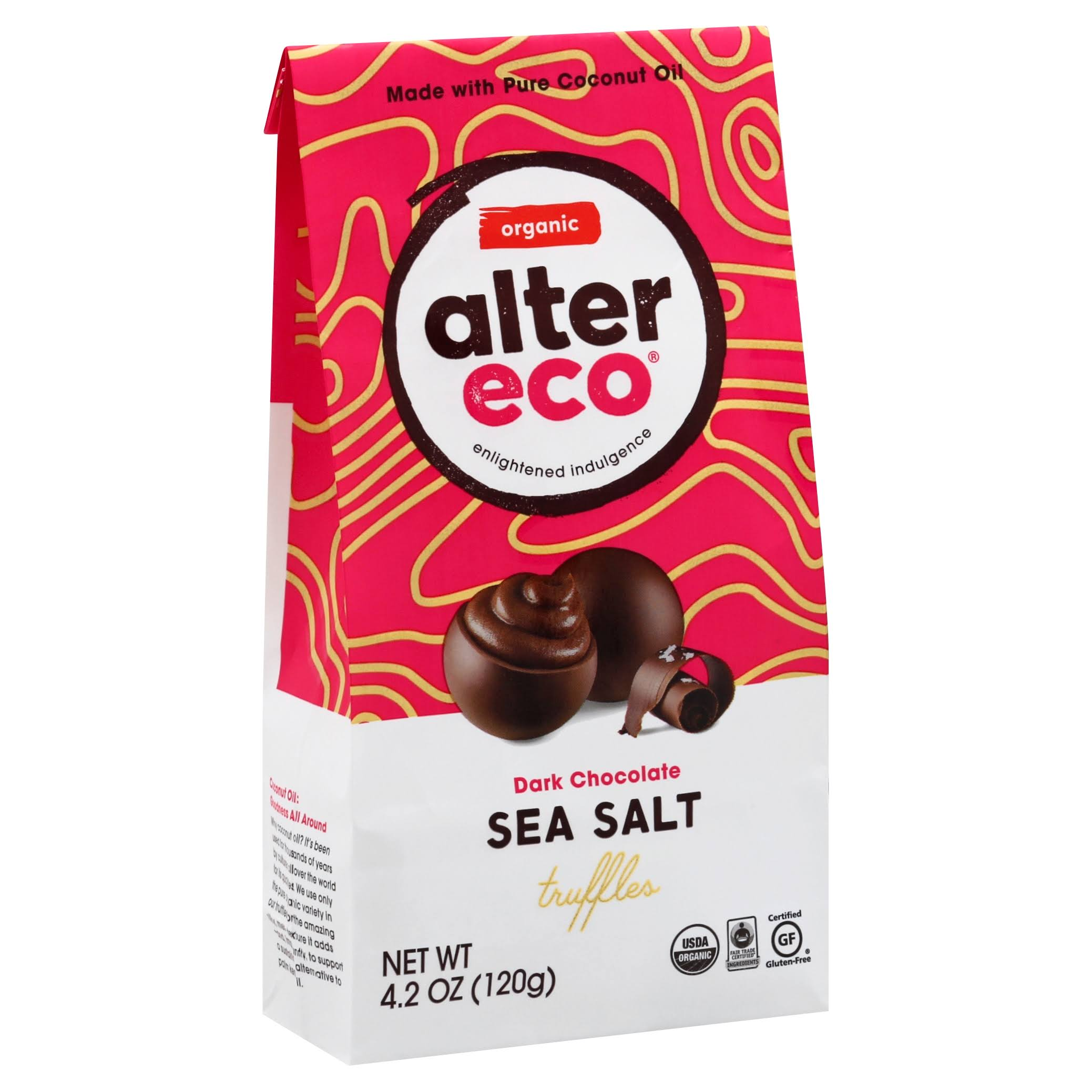 Alter Eco Truffles - Sea Salt