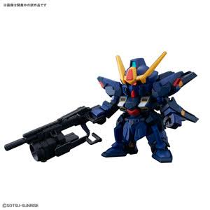 Bandai SD Gundam Cross Silhouette Sisquied Model Kit