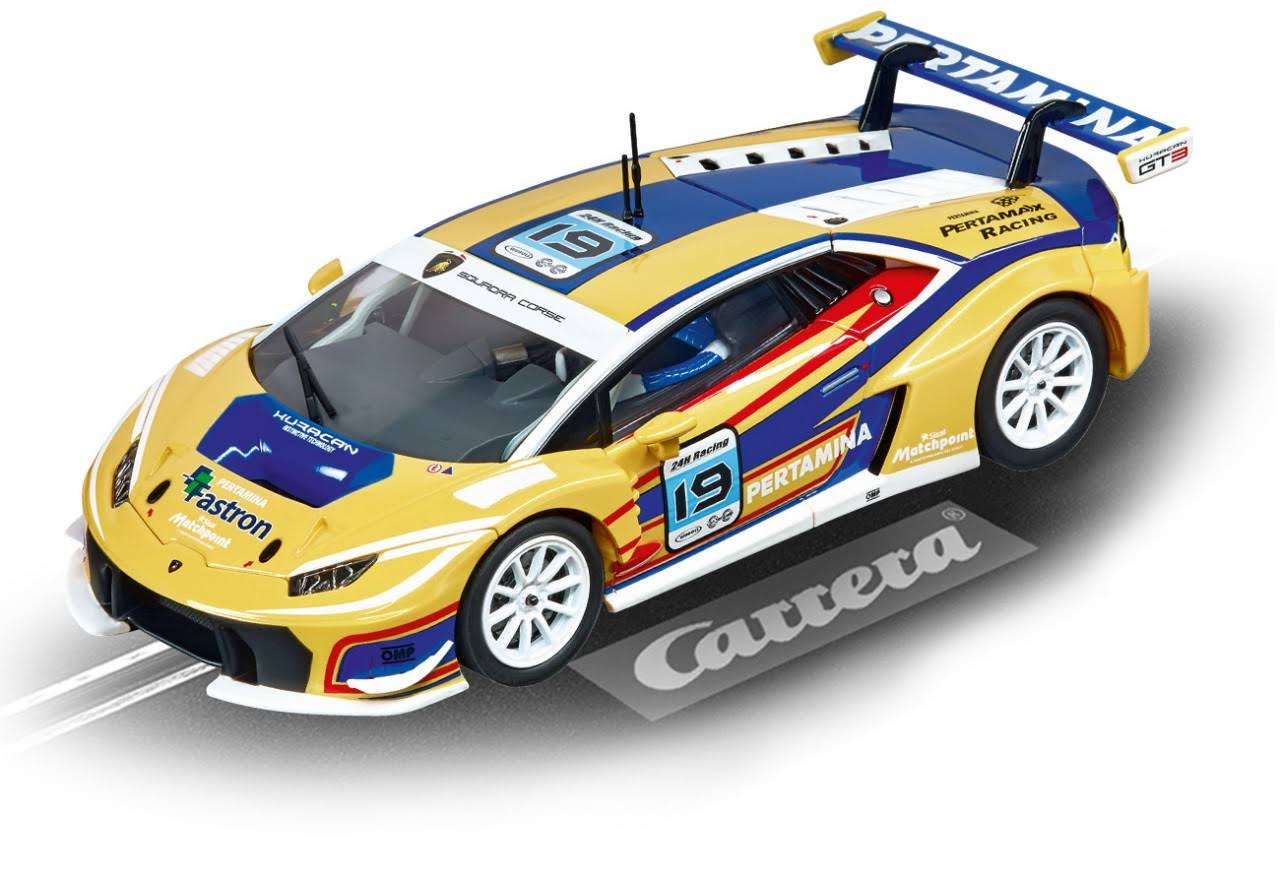 Carrera 30766 Digital 132 Lamborghini Huracan GT3 No. 19