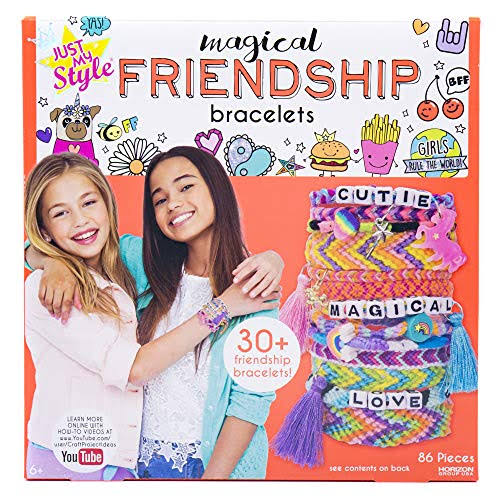 Just My Style Magical Friendship Bracelet Kit