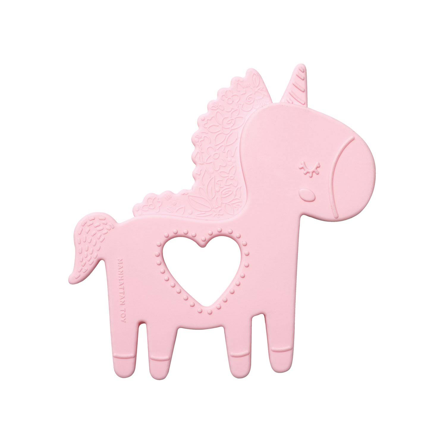 Manhattan Toy Adorables Petals Unicorn Silicone Teether