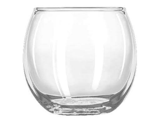 Crisa Ware Votive Holder - Glass, Clear