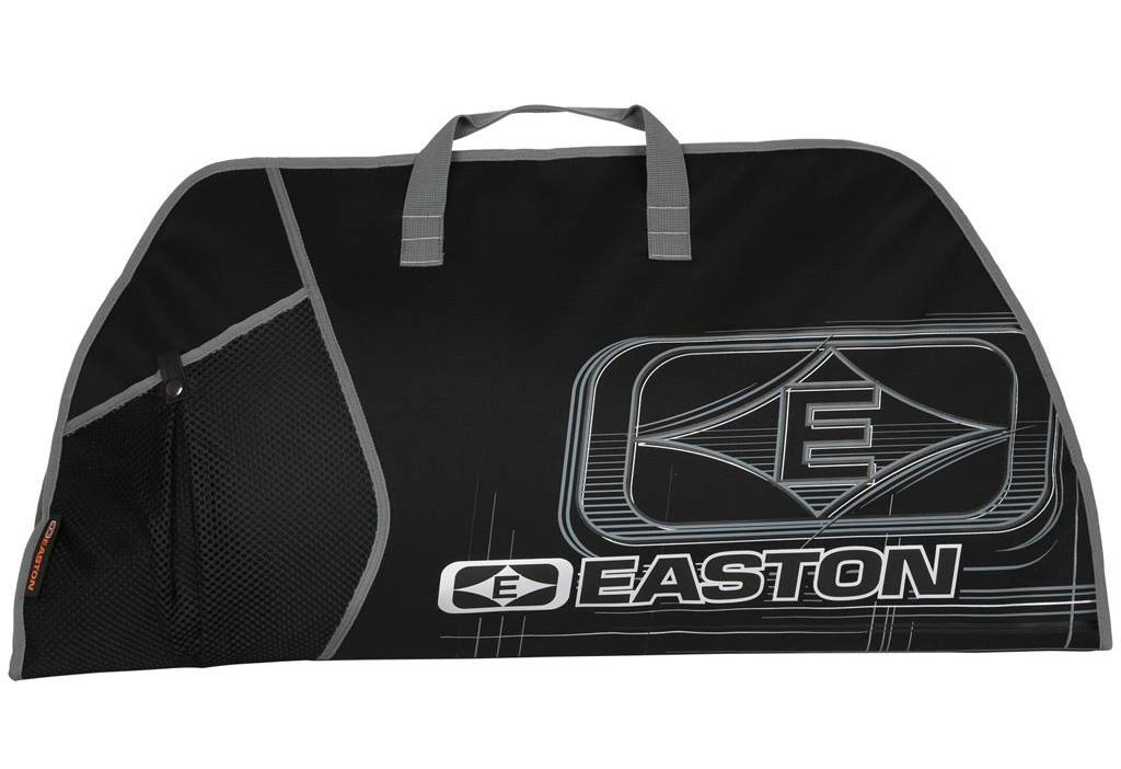 Easton Micro Flatline Bow Case - Black and Silver