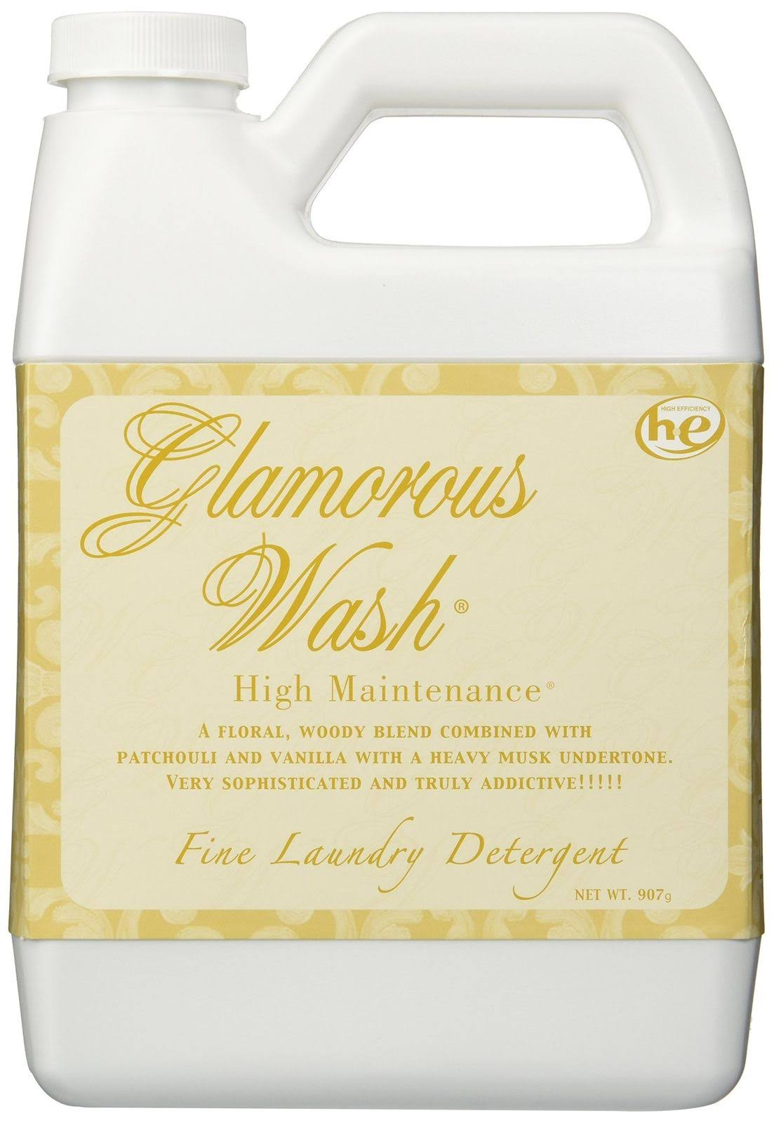 Tyler Glamour Wash Laundry Detergent - High Maintenance, 32oz