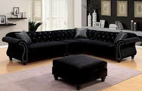Coal Creek Bedroom Set by Jolanda Sectional Living Room Set Black Furniture Of America