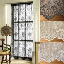 Ebay Curtains 108 Drop by Ivory Net Curtains Ebay