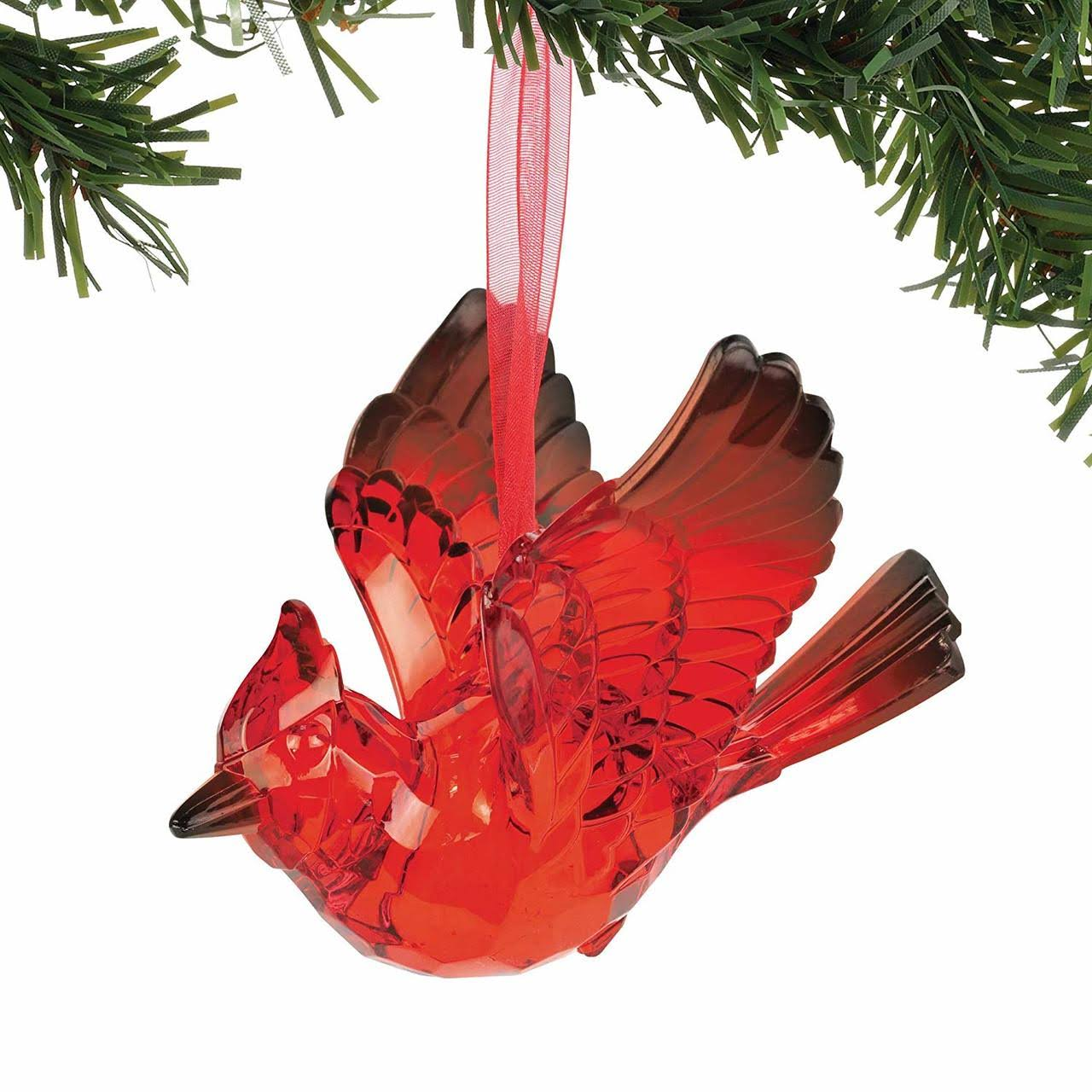 Enesco Acrylic Cardinal Ornament
