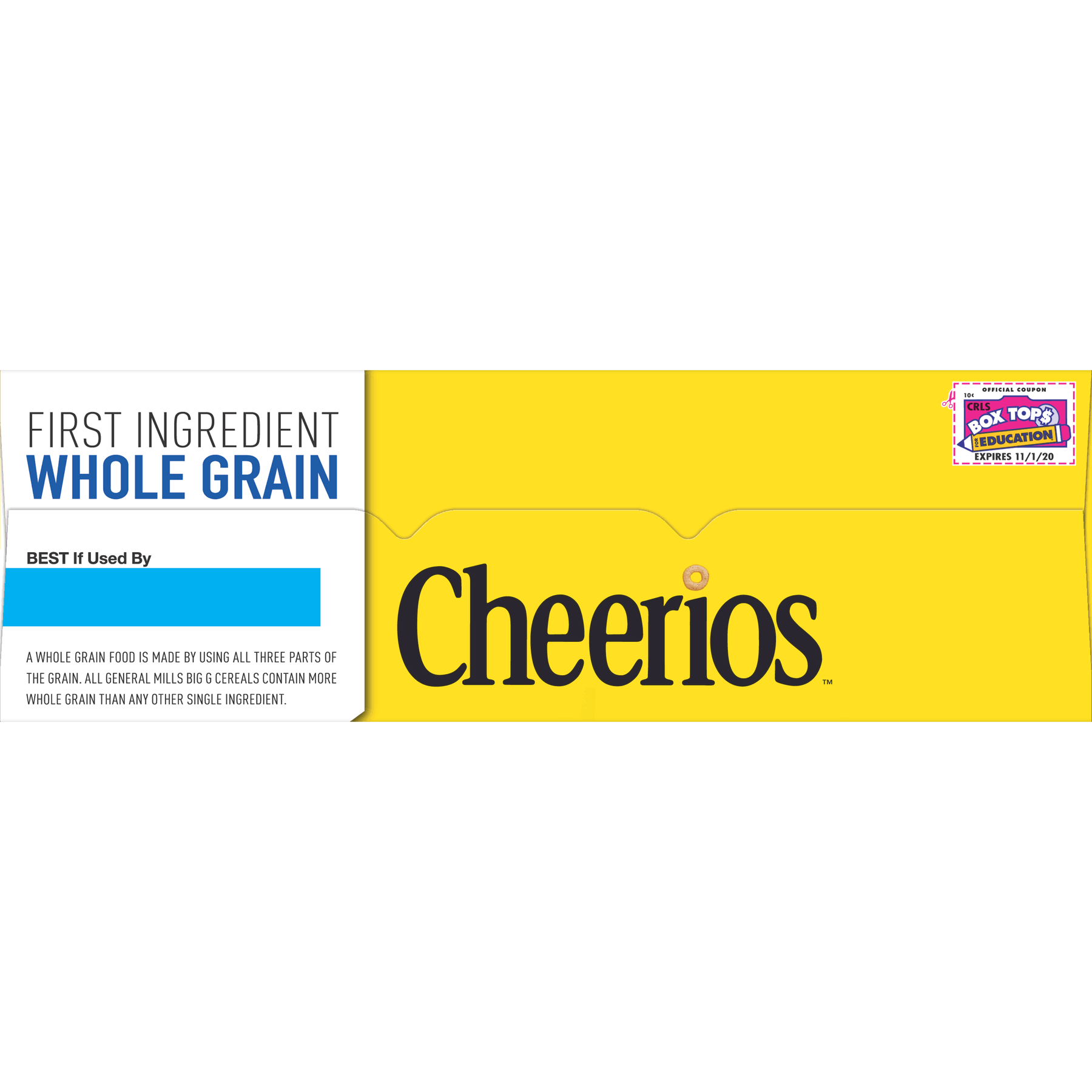 General Mills Cheerios Toasted Whole Grain Oat Cereal - 18oz