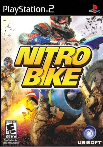 Nitro Bike - PlayStation 2