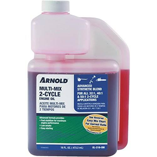Arnold 2-Cycle Engine Oil - 16oz