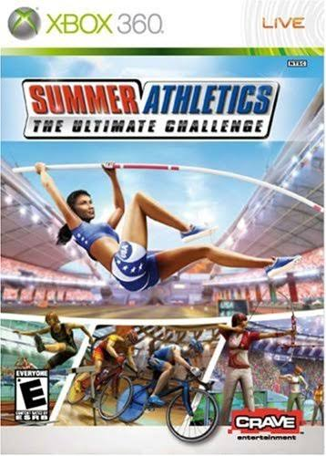 Summer Athletics: The Ultimate Challenge [Xbox 360, 2008]