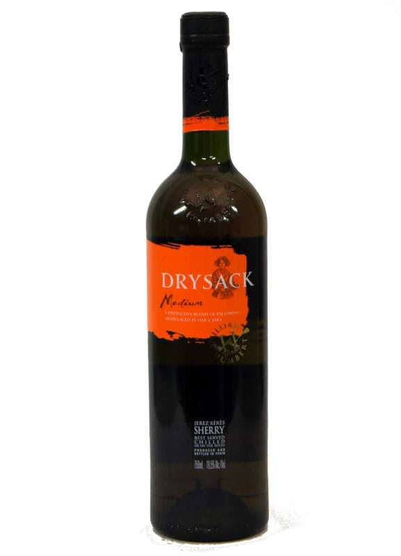 Dry Sack Sherry - Medium Dry, Spain