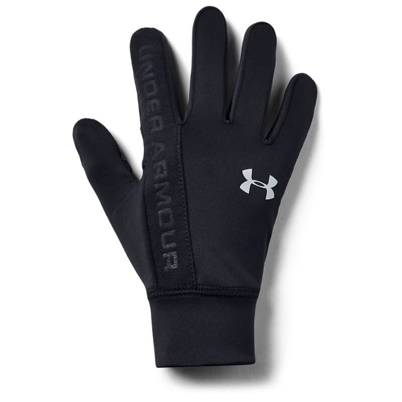 Under Armour Liner Kids Glove Black - M