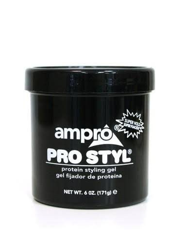 Ampro Style Protein Gel - Super Hold, 6oz