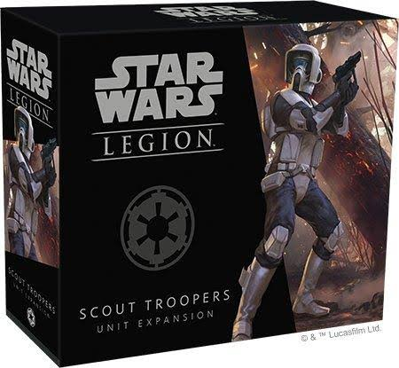 Star Wars Legion Scout Troopers Unit Expansion Mini Table Game Kit