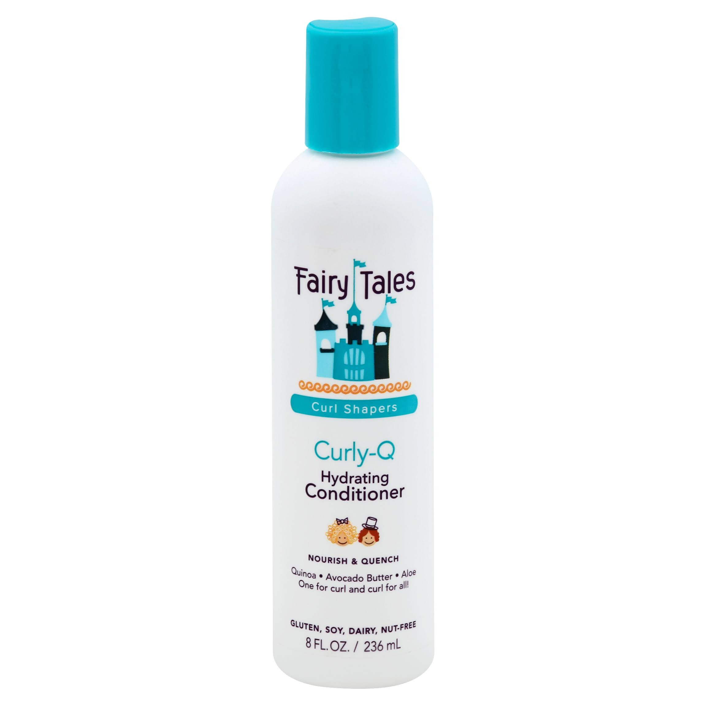 Fairy Tales Hair Care Curly-Q Hydrating Conditioner - 8 fl oz