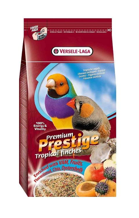 Versele-Laga Premium Prestige Tropical Finches Food - 1kg
