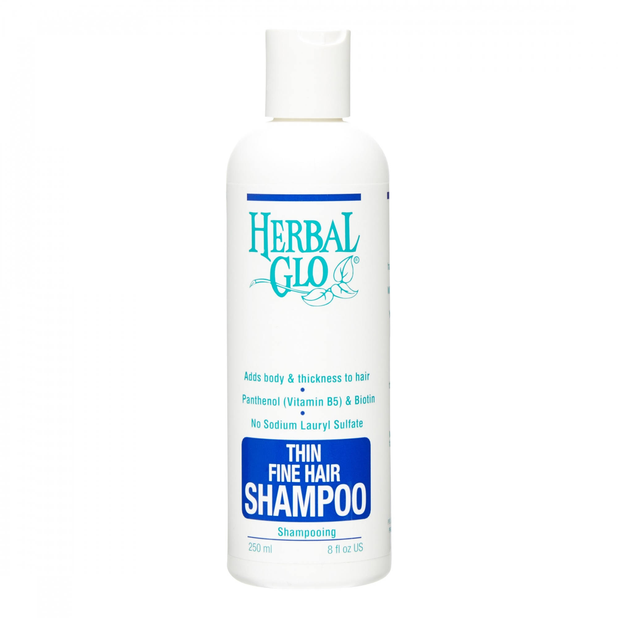 Herbal Glo Thin and Fine Hair Shampoo - 8.5oz