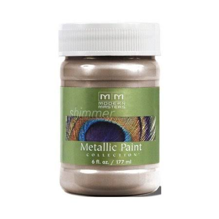 Modern Masters Paint Thinners - Metallic Warm Silver