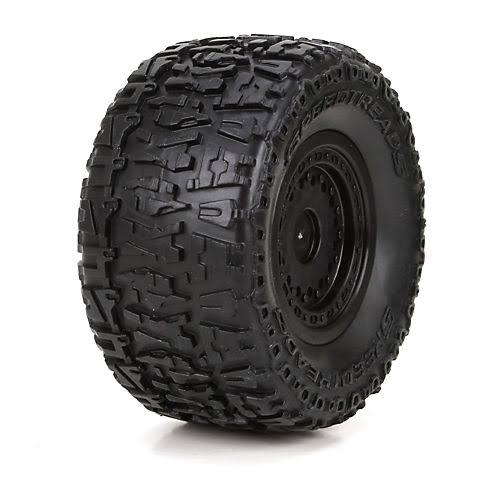 Electrix RC Front/rear Premount Tire