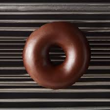 Krispy Kreme Halloween Donuts Calories by Krispy Kreme Solar Eclipse Chocolate Doughnuts 2017 Popsugar Food