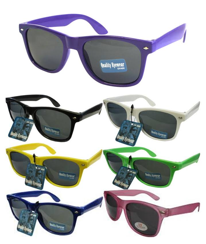 DDI 408389 Metal and Plastic Designer Sunglasses
