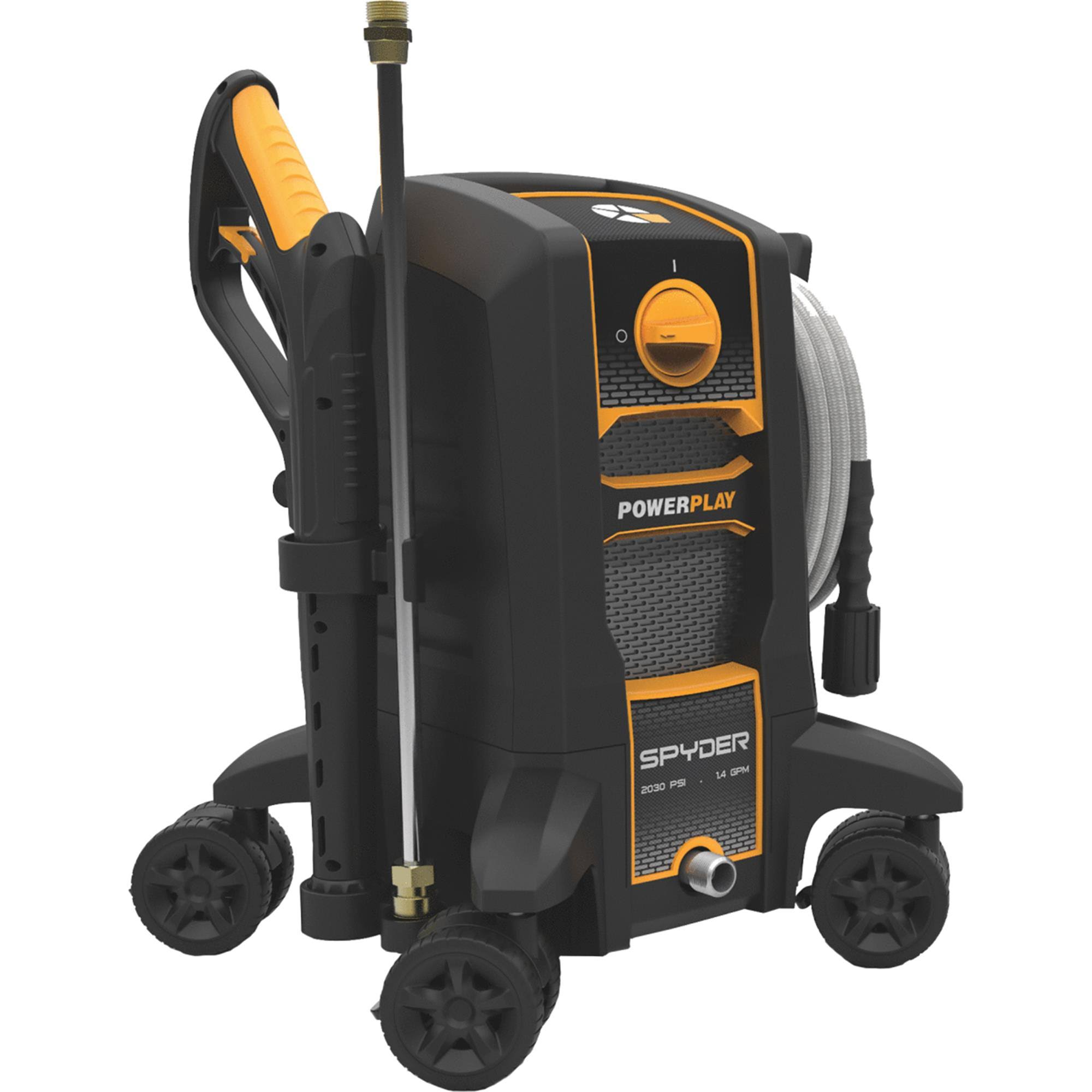 Powerplay Spyder 2030 PSI Electric Pressure Washer