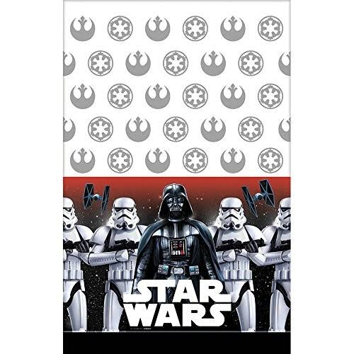 American Greetings Star Wars Plastic Table Cover