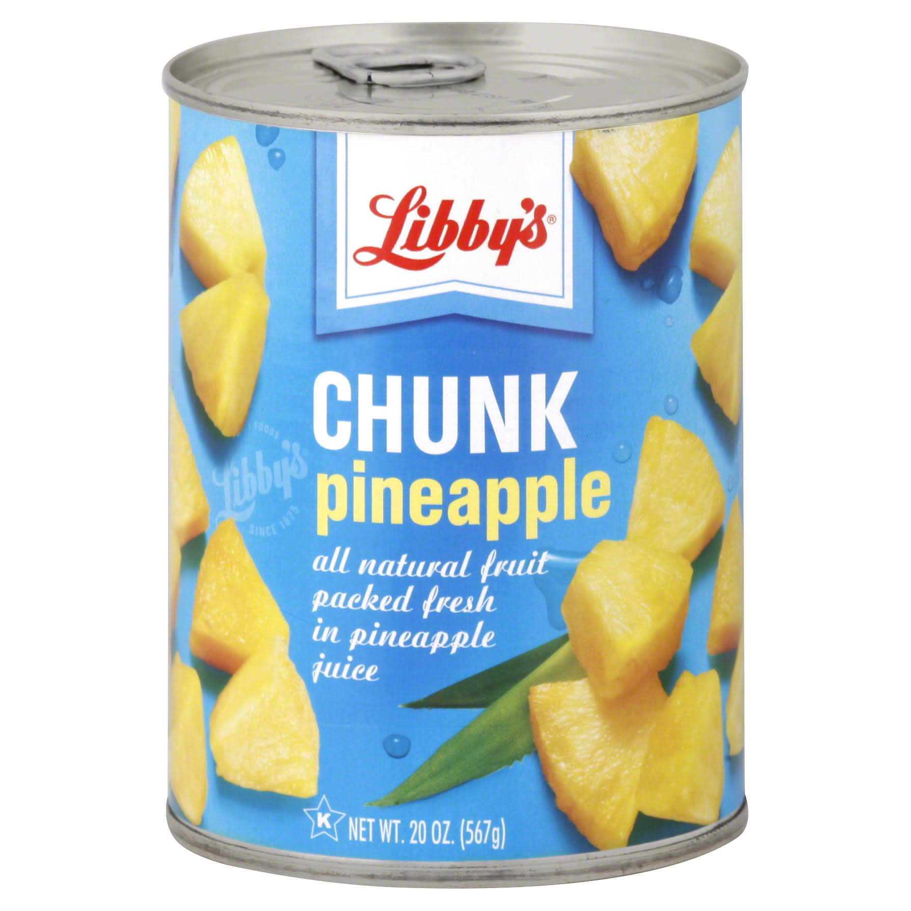 Libby's Pineapple Chunks - 567g