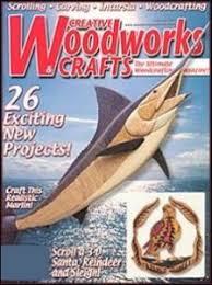 creative woodworks and crafts magazine best subscription deal on