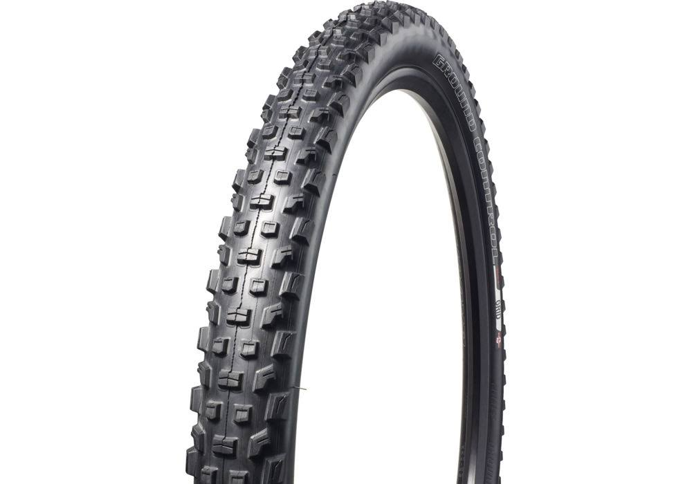 Specialized Ground Control Sport Wired Mountain Bike Tyre - Black, 29in