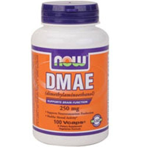 Now Foods DMAE - 250mg, 100 VCaps