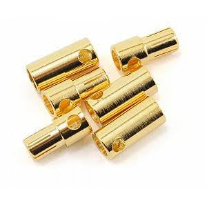 Castle Creations Bullet Connector - 5.5mm