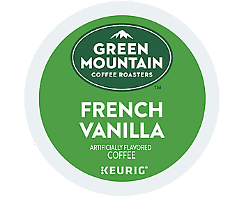 Green Mountain Coffee K-Cups - French Vanilla, 24ct