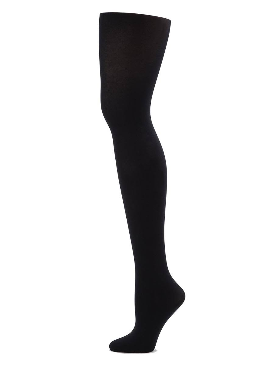 Capezio Ultra Soft Footed Tight - Black