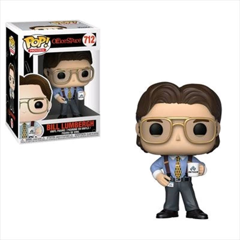 Funko Office Space Bill Pop Vinyl Figure
