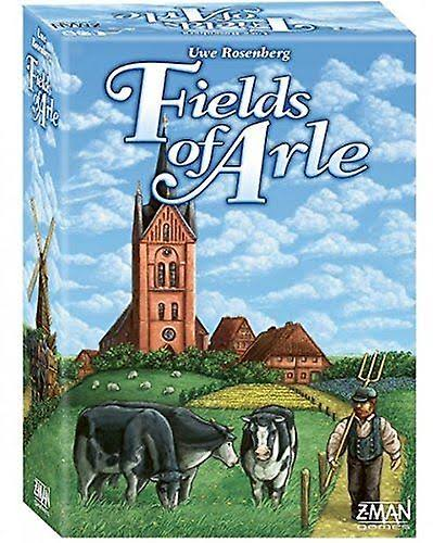 Z Man Games 71490ZMG Fields of Arle Board Game